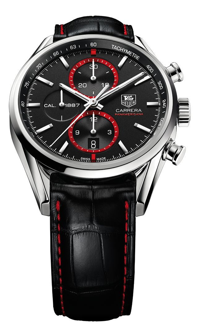 Now Available: 2014 TAG Heuer La Carrera Panamericana Limited Edition #TAGLaCarr...